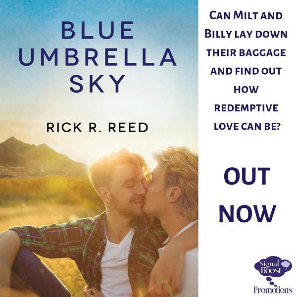 Rick R. Reed - Blue Umbrella Sky INSTAPROMO-48