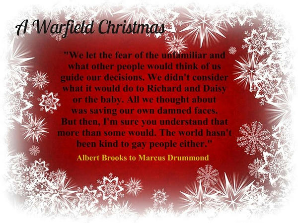 CJ Baty - A Warfield Christmas Teaser