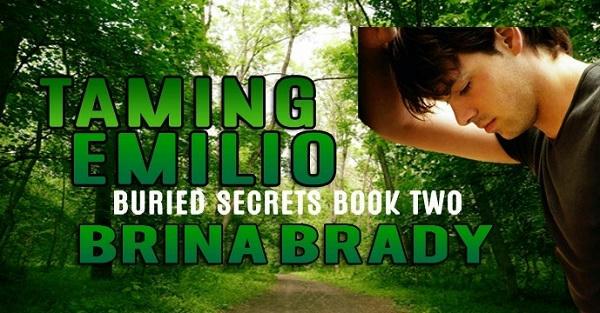 Brina Brady - Taming Emilio Banner