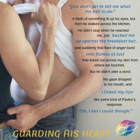 Beth Laycock - Guarding His Heart Promo