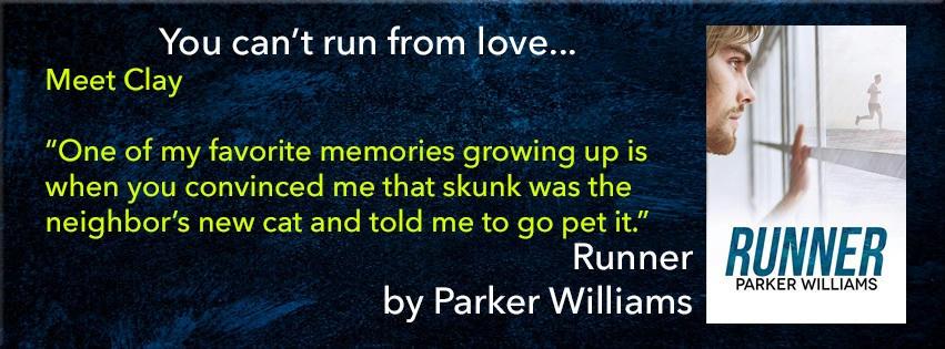 Parker Williams - Runner BannerTemplate