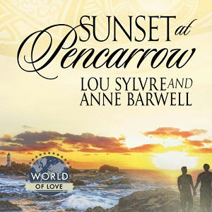 Lou Sylvre & Anne Barwell - Sunset at Pencarrow Square s
