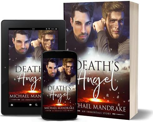 Michael Mandrake - Death's Angel 3d Promo