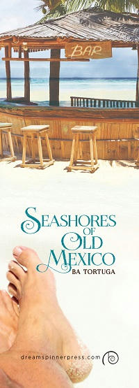 B.A. Tortuga - Seashores of Old Mexico Bookmark