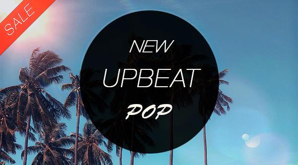 Uplifting Indie Rock & Energetic Upbeat - 7