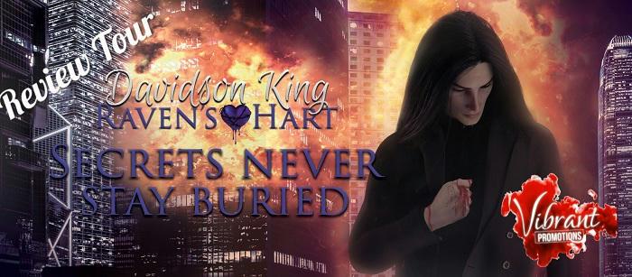 Davidson King - Raven's Hart Tour Banner