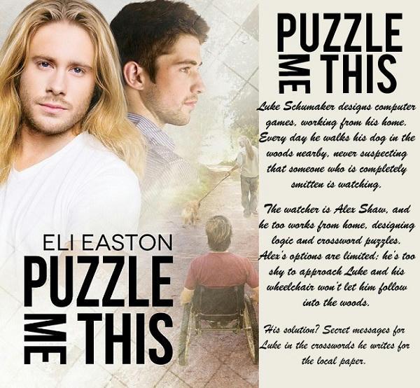 Eli Easton - Puzzle Me This Promo