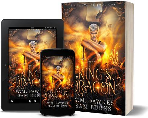 W.M. Fawkes & Sam Burns - The King's Dragon 3d Promo