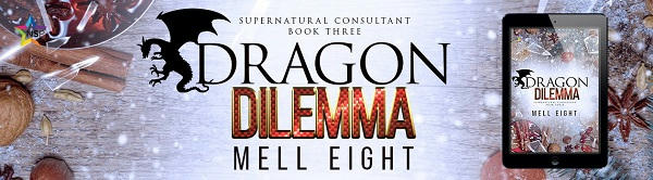 Mell Eight - Dragon Dilemma NineStar Banner