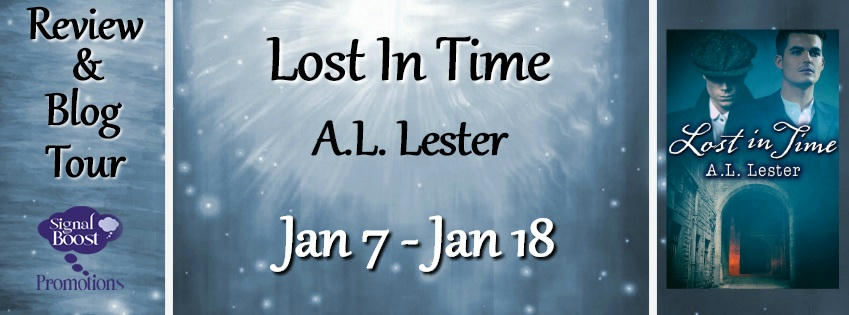 A.L. Lester - Lost In Time RTBanner