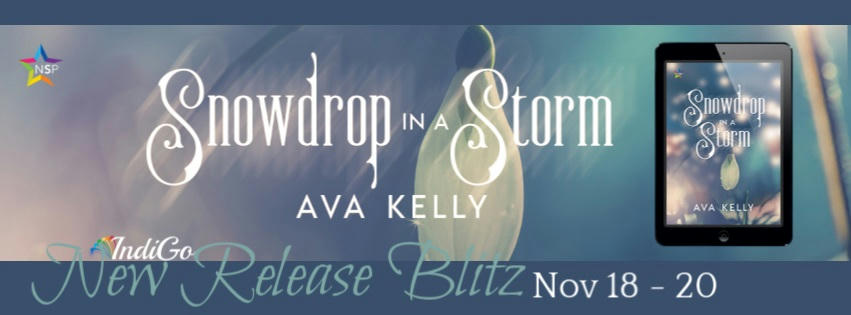 Ava Kelly - Snowdrop in a Storm RB Banner