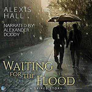 Alexis Hall - Waiting for the Flood Cover Audio