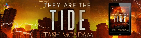 Tash McAdam - They Are the Tide NineStar Banner