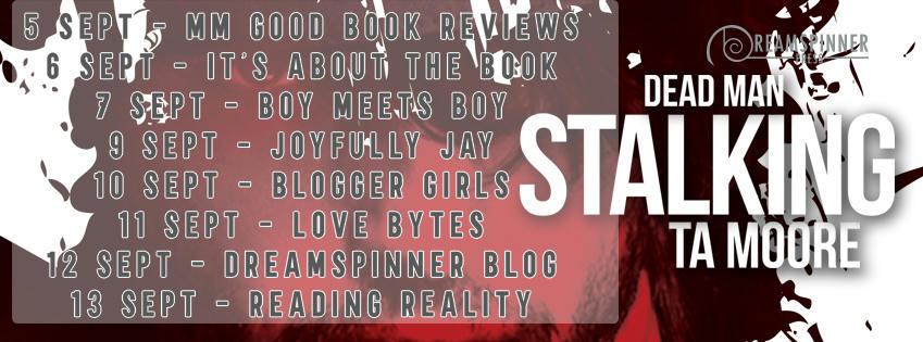 T.A. Moore - Dead Man Stalking blogtourl