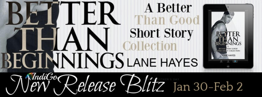 Lane Hayes - Better Than Beginnings RB Banner