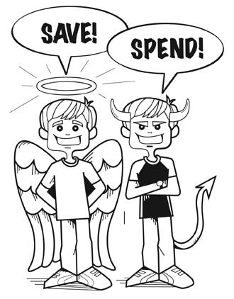 The Art of 'Spaving' – Spending Money to Save Money