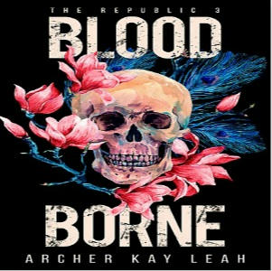 Archer Kay Leigh - Blood Borne Square
