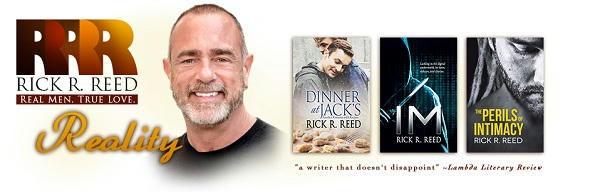 Rick R. Reed Banner