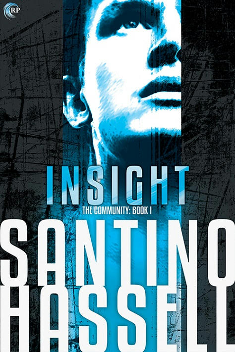 Santino Hassell - Insight Cover