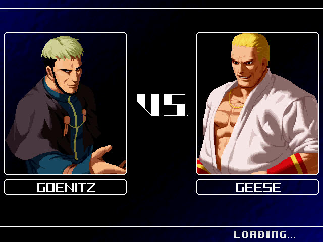 THE KING OF FIGHTERS ULTIMATE MUGEN 2002 released 6zn32cakkd45prozg