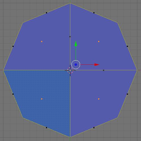 [Intermédiaire] [Blender 2.4 à 2.49] Créer et intégrer son premier mesh de A à Z : 4 - Modélisation d'un vase 7miip3y6cubbsv06g