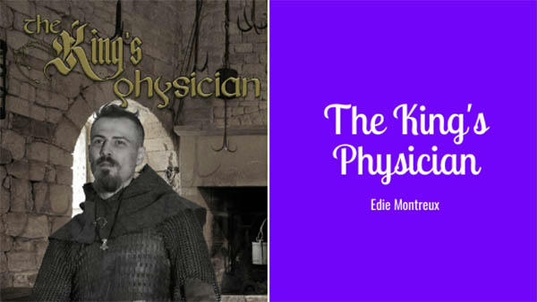 Edie Montreux - The King's Physician Banner 1