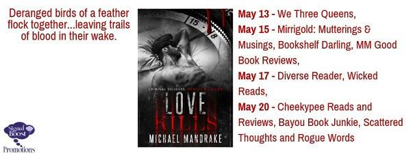 Michael Mandrake - Love Kills TourGraphic-23