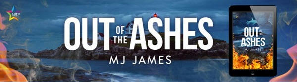 M.J. James - Out of the Ashes NineStar Banner