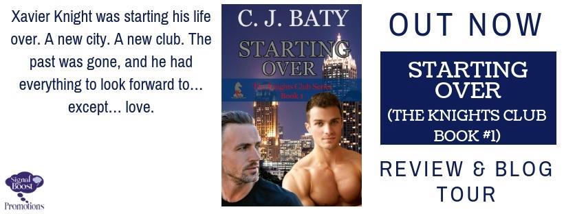 C.J. Baty - Starting Over RT Banner