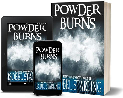 Isobel Starling - Powder Burns 3d Promo