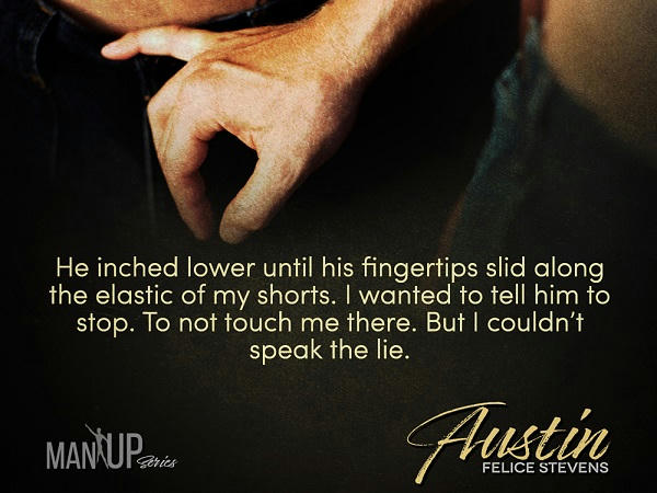 Felice Stevens - Austin Teaser 3