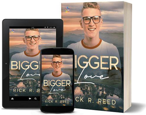 Rick R. Reed - Bigger Love 3d Promo