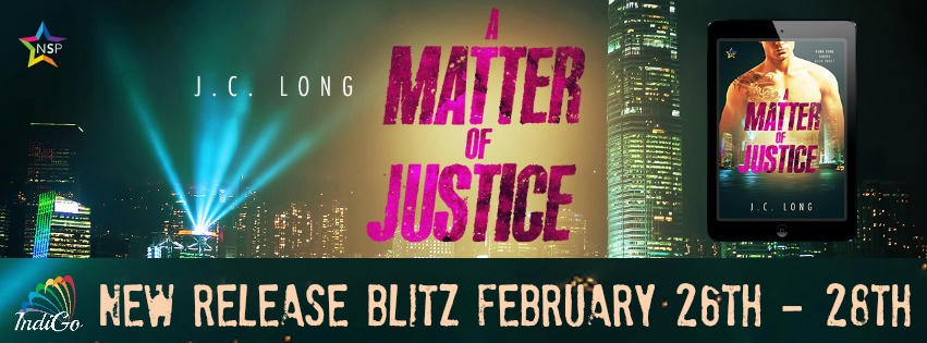 J.C. Long - A Matter of Justice RB Banner