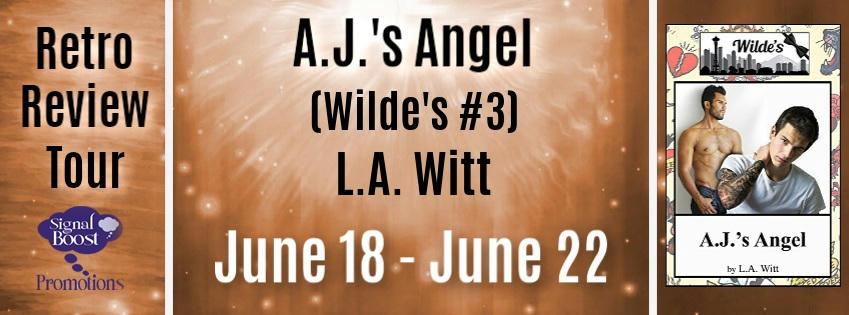 L.A. Witt - AJ's Angel RTBanner
