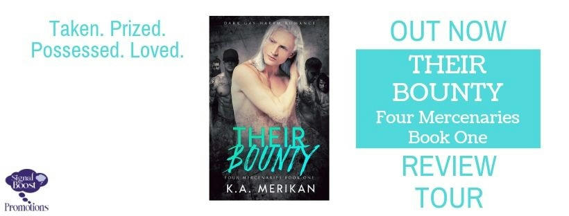 K.A. Merikan - Their Bounty RTBanner-31
