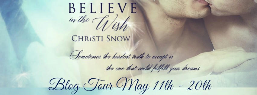 Christi Snow - Believe In The Wish BT Banner