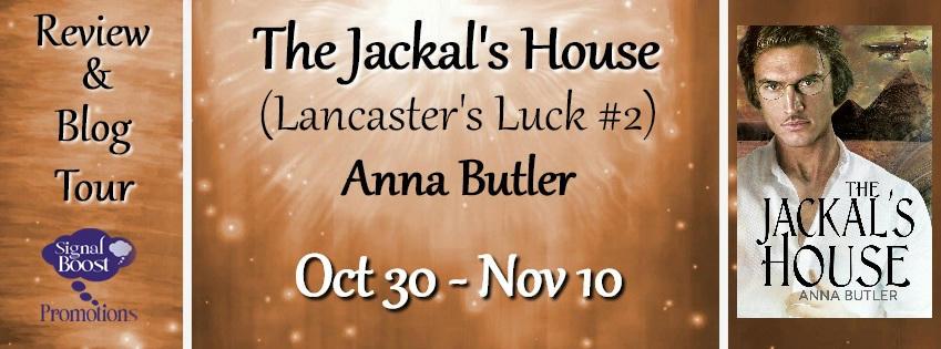 Anna Butler - The Jackal's House RTBT Banner