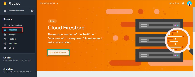 Gửi dữ liệu cảm biến DHT11 lên Firebase của Google dùng NodeMCU