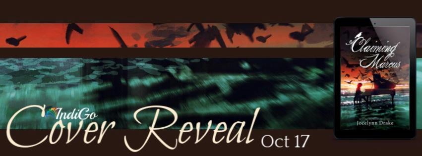 Jocelynn Drake - Claiming Marcus Reveal Banner