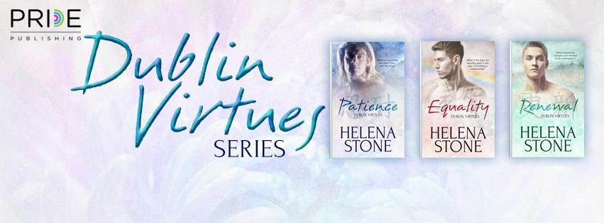 Helena Stone - Dublin Virtues series Banner