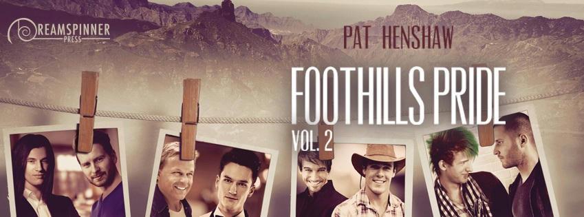 Pat Henshaw - Foothills Pride Banner