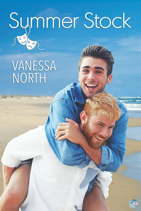 Vanessa North - Summer Stock Cover