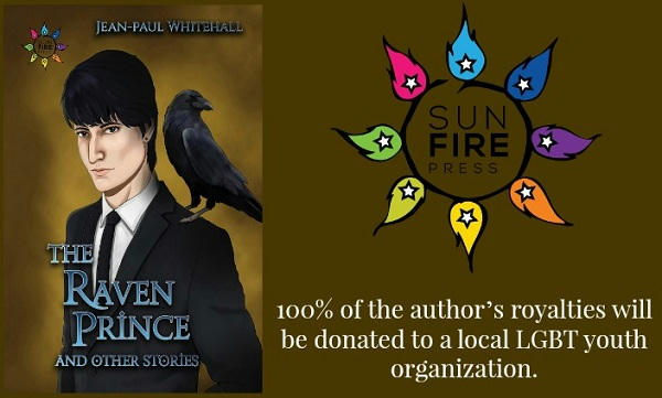 Jean-Paul Whitehall - The Raven Prince & Other Stories Graphic