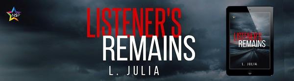 L. Julia - Listener's Remains NineStar Banner