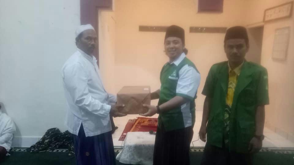 Sepuluh Muharram, Ansor Cibeureum Wakafkan al-Quran dan al-Barjanzy
