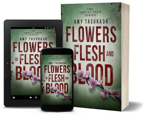 Amy Tasukada - Flowers of Flesh and Blood 3d Promo
