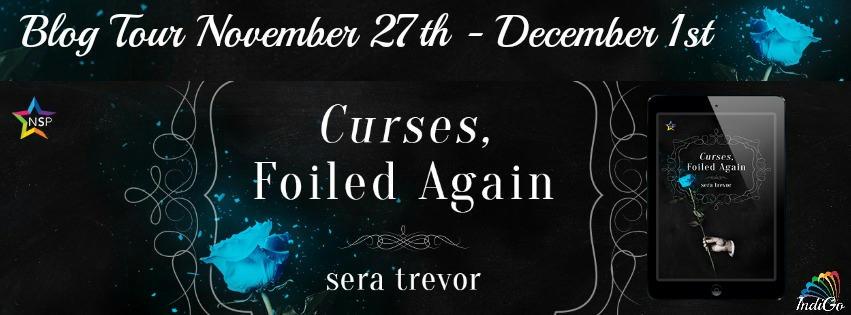 Sera Trevor - Curses, Foiled Again Tour Banner