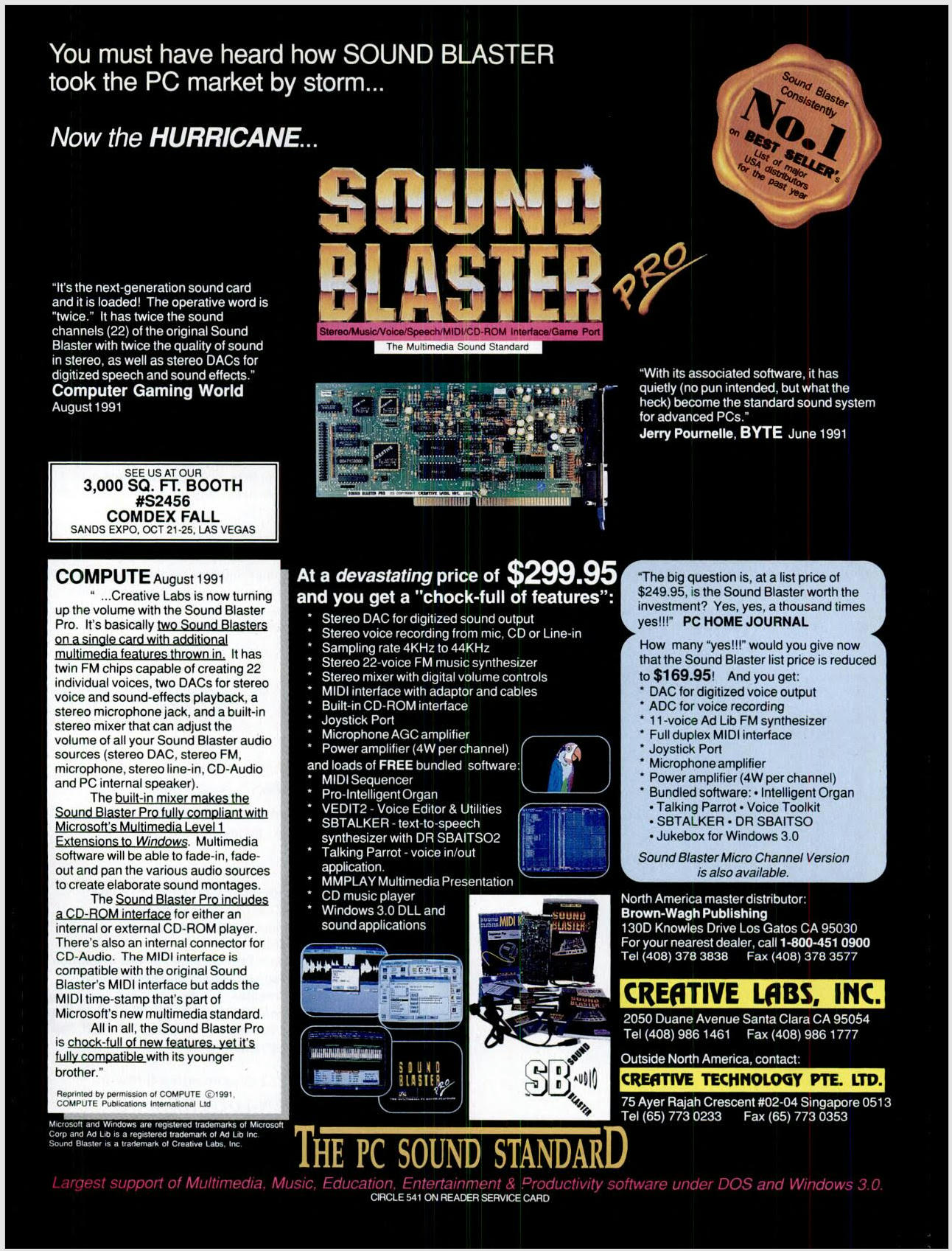 VOGONS • View topic - Sound Blaster Timeline