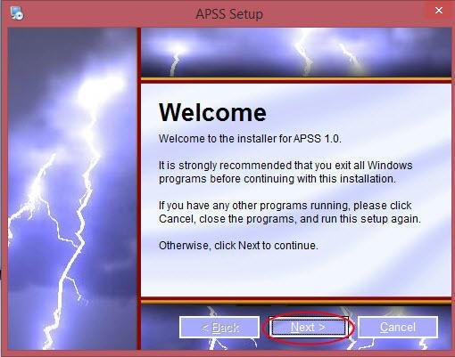 كيفية تثبيت APSS 5mc9nsjw1rxckib6g