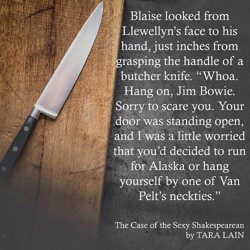 Tara Lain - The Case of the Sexy Shakespearean Teaser 2